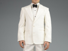 1/6 Scale Retro Gentleman Suit Set (White)