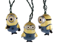 Despicable Me Minions Light Set - Ships to USA Only