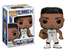 Pop! NBA: Timberwolves - Karl Anthony Towns