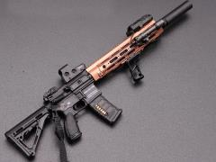 HK416 Assault Rifle (B) 1/6 Scale Weapon Set