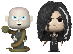 Harry Potter Vynl. Lord Voldemort + Bellatrix Lestrange