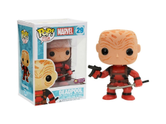 Pop! Marvel Deadpool Maskless (PX Previews Exclusive)