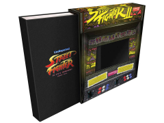 Undisputed Street Fighter Hardcover Deluxe Art Book