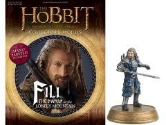 The Hobbit Motion Picture Figure Collection #25 - Fili The Dwarf at Lonely Mountain