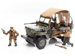 Call of Duty Mega Construx Infantry Scout Car