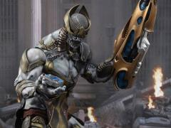 The Avengers MMS227 Chitauri Commander 1/6th Scale Collectible Figure