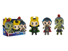 Hero Plushies: Thor: Ragnarok Series 1 Box of 6