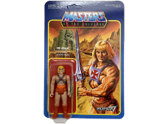Masters of the Universe ReAction He-Man V2