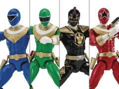 "Power Rangers Legacy 6"" Wave 5 Set of 4"
