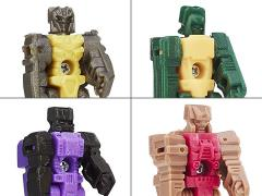 Transformers Titans Return Titan Master Wave 2 Set of 4