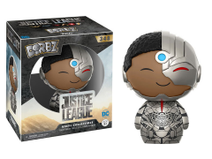 Dorbz: Justice League Cyborg