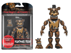 Five Nights at Freddy's Articulated Figure Series 02 - Nightmare Freddy