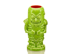 Rick and Morty Geeki Tikis Pickle Rick