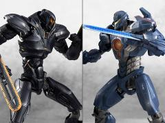 Pacific Rim: Uprising Robot Spirits Siberia Battle SDCC 2018 Exclusive Set