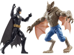 "Batman Missions 12"" Batman vs. Man-Bat Two-Pack"