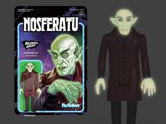 Nosferatu Count Orlok ReAction Figure (Glow in The Dark Variant)