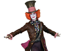Alice Through the Looking Glass Mad Hatter Gallery Statue
