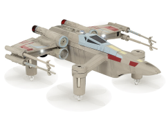 Star Wars T-65 X-Wing Starfighter Drone Collectors Edition