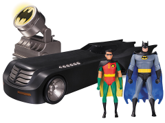 "Batman The Animated Series Batmobile 24"" Vehicle Deluxe Edition"