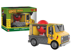 Dorbz Ridez: Marvel Deadpool With Chimichanga Truck