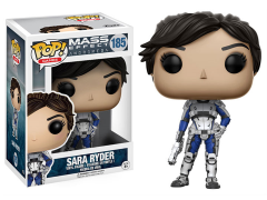 Pop! Games: Mass Effect: Andromeda - Sara Ryder