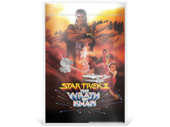 Star Trek II: The Wrath of Khan Silver Foil