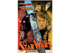 Star Wars The Galaxy At Stake Limited Edition Lithograph