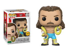 "Pop! WWE: Superstars - Jake ""The Snake"" Roberts (Chase)"