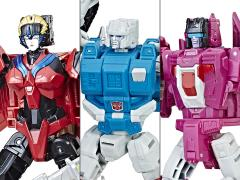Transformers Titans Return Deluxe Wave 5 Set of 3