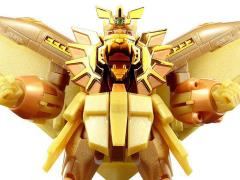 GaoGaiGar (Gold) Super Mini-Pla Exclusive Model Kit