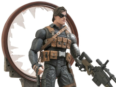 Marvel Select Winter Soldier Exclusive