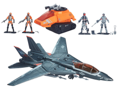 G.I. Joe 50th Anniversary Silent Strike Vehicle Pack BBTS Exclusive