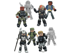 Predator Minimates Series 2 Box of 18 Figures