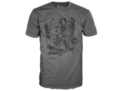 Pop! Tees: Marvel - Black Panther Jungle