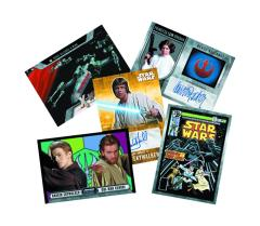 Star Wars 2016 Evolutions Trading Cards - Box of 24 Packs