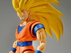 Dragon Ball Z Figure-rise Standard Super Saiyan 3 Goku Model Kit