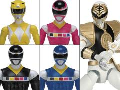 "Mighty Morphin Power Rangers Legacy 6"" Wave 3 Set of 5"
