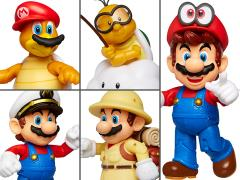"World of Nintendo 4"" Wave 15 Set of 5 Figures"