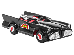 DC Comics Retro Batman Batmobile (Black)
