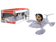 Pop! Rides: DC Comics - The Invisible Jet With Wonder Woman