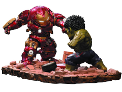 Avengers: Age of Ultron Egg Attack EA-021 Hulkbuster vs Hulk