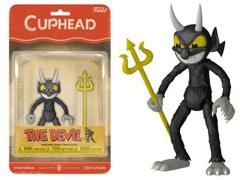 Cuphead The Devil Action Figure