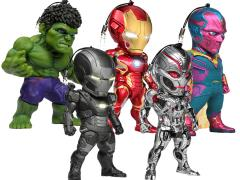 Avengers: Age of Ultron Iron Man EarPhone Plugy Series SF 006 - Set of 5