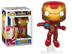 Pop! Marvel: Avengers: Infinity War - Iron Man