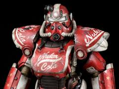 Fallout 4 T-51 Power Armor (Nuka Cola) 1/6 Scale Armor Pack