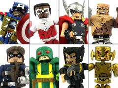 Marvel Minimates TRU Wave 18 - Set of 4 Two-Packs
