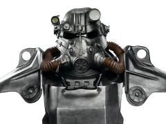 Fallout 76 T-45 Power Armor Life-Size Limited Edition Bust