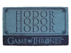 Game of Thrones Hodor Door Mat