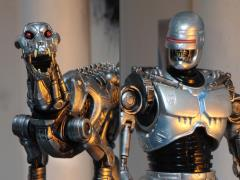 RoboCop Vs The Terminator EndoCop & Terminator Dog Two-Pack