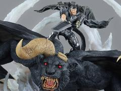 Berserk Guts & Zodd Vs. Ganishka Limited Edition Epic Diorama